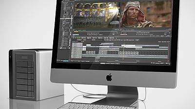 Software de edición de video profesional