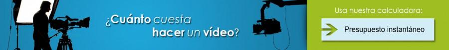 Cuanto cuesta hacer un vídeo